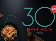 30 Best Eats 2021: WINNERS